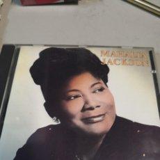CDs de Música: CD MAHALIA JACKSON IN THE UPPER ROMM. Lote 222232681