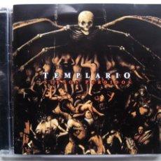 CDs de Música: TEMPLARIO. SUEÑOS PERDIDOS. CD ANFECA MUSIC ANF006 2. ESPAÑA 2001.. Lote 222247633