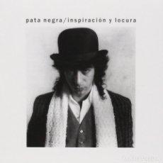 CDs de Música: PATA NEGRA. INSPIRACIÓN Y LOCURA.. Lote 222257096