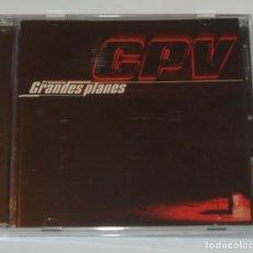 CDs de Música: CPV - GRANDES PLANES. Lote 222272048