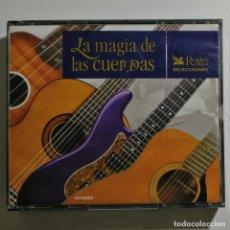 CDs de Música: LA MAGIA DE LAS CUERDAS - 3 X CD - READER'S DIGEST SELECCIONES - E01000EG - 2001. Lote 222272335