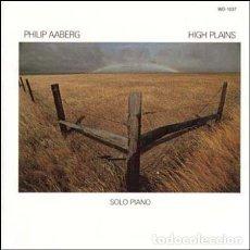CDs de Música: PHILIP AABERG. HIGH PLAINS. Lote 222275908