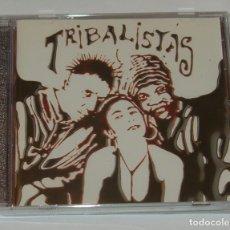 CDs de Música: TRIBALISTAS - ARNALDO ANTUNES, CARLINHOS BROWN Y MARISA MONTE. Lote 222276005
