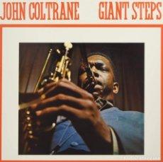 CDs de Música: JOHN COLTRANE. GIANT STEPS. Lote 222276578