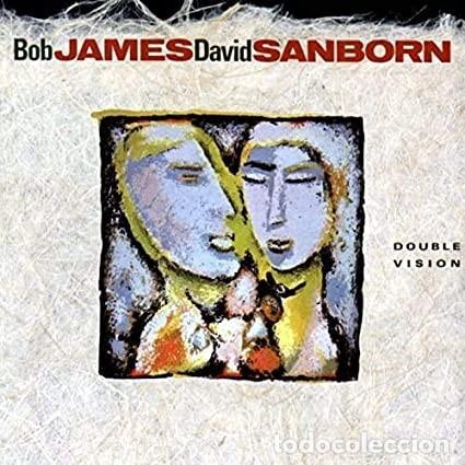 BOB JAMES & DAVID SANBORN. DOUBLE VISION (Música - CD's Jazz, Blues, Soul y Gospel)