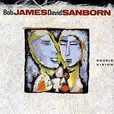 CDs de Música: BOB JAMES & DAVID SANBORN. DOUBLE VISION. Lote 222279106