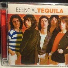 CDs de Música: DOBLE CD ESENCIAL TEQUILA ( 30 TEMAS ). Lote 222282088