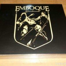 CDs de Música: EMBOQUE 2 CD+DVD BOX SET SPANISH HEAVY 2020-AVALANCH-GEYSER-MANZANO-MAGO DE OZ-LORDS OF BLACK-SHALOM. Lote 222284883