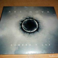CDs de Música: ARS NOVA CD SOMBRA..SPANISH HEAVY 2018-SARATOGA-GEYSER-SHALOM-MANZANO-EMBOQUE-WHARMLAND-LEPOKA. Lote 222289238