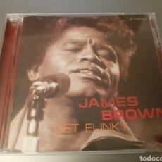 CDs de Música: EDICION MUY RARA!!!JAMES BROWN. GET FUNKY. EFA.. Lote 222294085