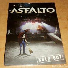 CDs de Música: ASFALTO 2 CD+DVD BOXSET SOLD OUT,SPANISH HEAVY 2020-TOPO-BARON ROJO-ÑU-ACRACIA -SATIRA-CASABLANCA-. Lote 222294297