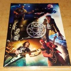 CDs de Música: SINESTRESS 2 CD+DVD SPANISH HEAVY/HARD 2020-SANGRE AZUL-MANZANO-SHALOM-GEYSER-TOKIO-MAGO DE OZ. Lote 222294423