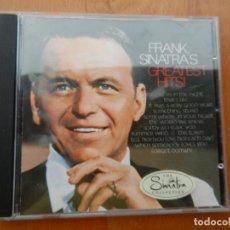 CDs de Música: FRANK SINATRA - GREATEST HITS CD - WARNER BROS -REPRISE. Lote 222307213