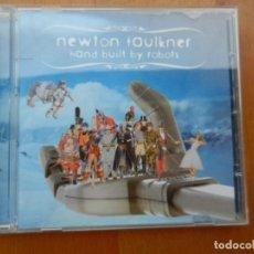 CDs de Música: NEWTON FAULKNER - HAND BUILT BY ROBOTS CD -BRIGHTSIDE RECORDINGS. Lote 222307645