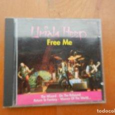 CDs de Música: URIAH HEEP - FREE ME - CD. Lote 222311435