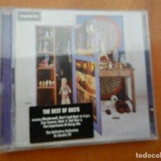 CDs de Música: OASIS - STOP THE CLOCKS - 2CD - DOBLE ALBUM. Lote 222311710