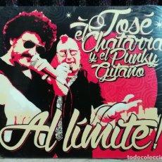 CDs de Música: JOSÉ EL CHATARRA - AL LÍMITE CD, DIGIPACK 2015 PRECINTADO. Lote 222317757