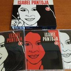 CDs de Música: ISABEL PANTOJA / SUS 50 MEJORES CANCIONES / PACK 3 CDS-UNIVERSAL / LEER DESCRIPCIÓN.. Lote 222331257