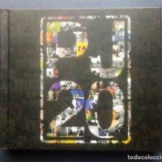 CDs de Música: PEARL JAM - TWENTY - (2 CDS + LIBRO) EDICION ESPECIAL 20 ANIVERSARIO. Lote 222361782
