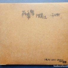CDs de Música: DOBLE CD PEARL JAM - PALAU SANT YORDI - BARCELONA.. Lote 222364853