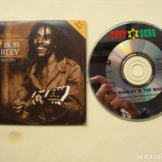 CDs de Música: BOB MARLEY AND THE WAILERS / NATURAL MYSTIC + 1 / CD SINGLE. Lote 222386920