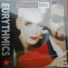 CDs de Música: EURYTHMICS - GREATESR HITS - CD. Lote 222387367