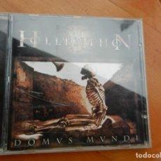 CDs de Música: HOLLENTHON - DOMUS MUNDI - CD. Lote 222388637