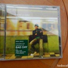 CDs de Música: DANIEL POWTER - CD - DEBUT ALBUM INCLUDES BAD DAY. Lote 222393566