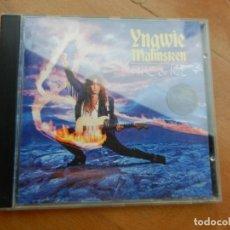 CDs de Música: YNGWIE J. MALMSTEEN'S - FIRE & ICE - CD. Lote 222394662