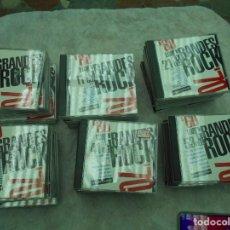 CDs de Música: COMPACT DISC-LOS GRANDES DEL ROCK LOTE DE 56. Lote 222395565