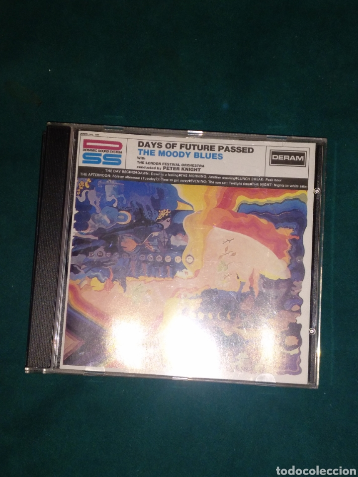 THE MOODY BLUES (Música - CD's Otros Estilos)
