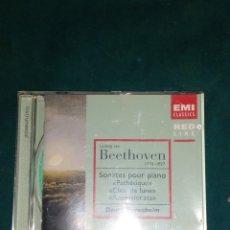 CDs de Música: BEETHOVEN BARENBOIM. Lote 222403427