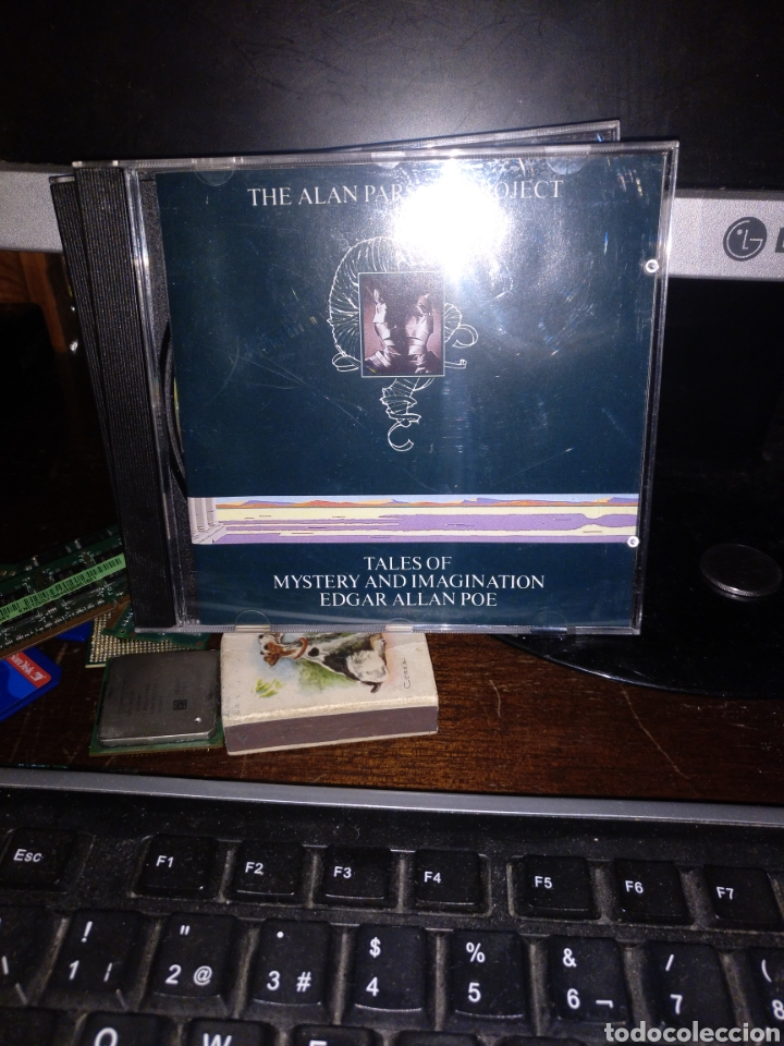 THE ALAN PSRSONS PRPJECT (Música - CD's Otros Estilos)