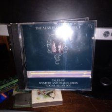 CDs de Música: THE ALAN PSRSONS PRPJECT. Lote 222403581