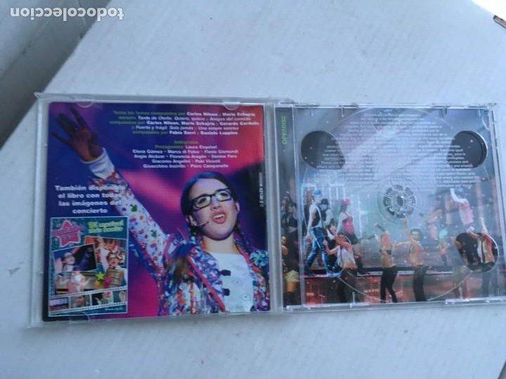 CDs de Música: PATITO FEO EL MUSICAL MAS BONITO 2 CDS CD MUSICA KREATEN - Foto 3 - 222416347
