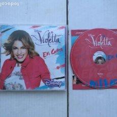 CDs de Música: VIOLETTA EN GIRA CD MUSICA KREATEN. Lote 222416461