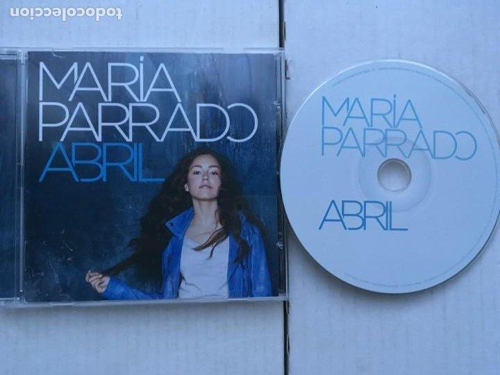 MARIA PARRADO ABRIL 2015 CD MUSICA KREATEN (Música - CD's Otros Estilos)