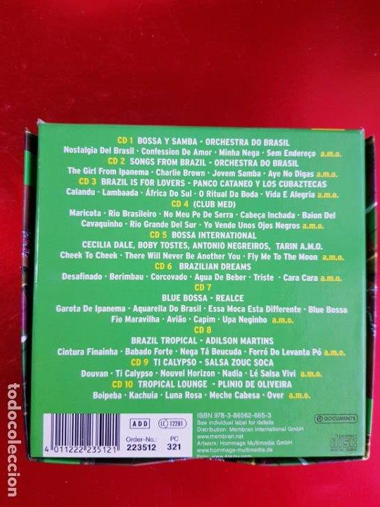 CDs de Música: LOTE 19 CDS-BRASIL-COMO NUEVO-VER FOTOS - Foto 5 - 222417563