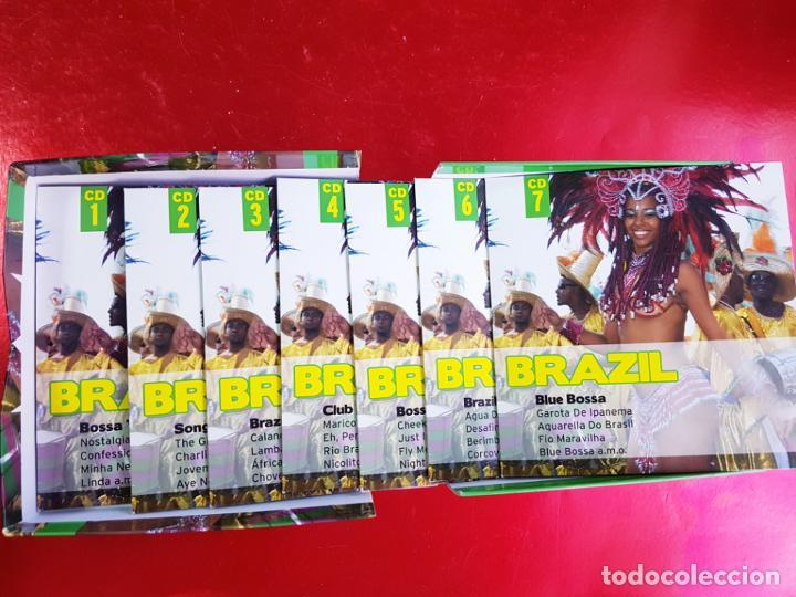 LOTE 19 CDS-BRASIL-COMO NUEVO-VER FOTOS (Música - CD's Otros Estilos)