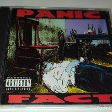 CDs de Música: CD PANIC - FACT. Lote 222422486