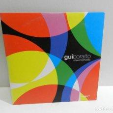 CDs de Música: DISCO CD. GUI BORATTO - CHROMOPHOBIA. COMPACT DISC. PROMOCIONAL.. Lote 222427287