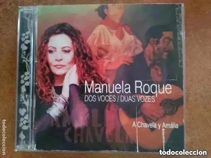 MANUELA ROQUE - DOS VOCES/ DUAS VOZES (CD) (Música - CD's World Music)