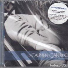 CDs de Música: CARMEN GARRIDO - LA VOZ DESEADA 9 CANCIONES DE POETAS ANDALUCES ACTUALES - CD NUEVO PRECINTADO. Lote 222431230