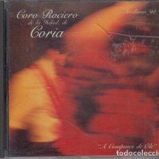 CDs de Música: CORO ROCIERO DE LA HERMANDAD DE CORIA - CD. Lote 222431923