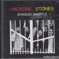 CDs de Música: SMOKING STONES - SPANISH SHUFFLE - CD. Lote 222435415