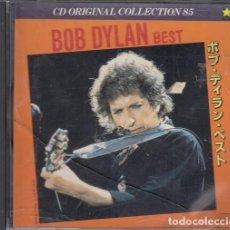 CDs de Música: BOB DYLAN - CD ORIGINAL COLLECTION - CD EDICION JAPONESA. Lote 222435630
