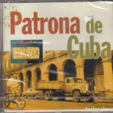 CDs de Música: PATRONA DE CUBA - CD RECOPILATORIO DE JAZZ LATINO - MACHITO PEREZ PRADO ARSENIO RODRIGUEZ ETC. Lote 222440993