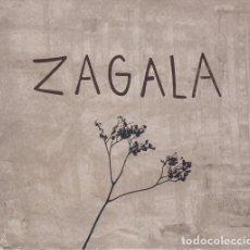 CDs de Música: ZAGALA - CD FOLKLORE CASTELLANO - NUEVO Y PRECINTADO. Lote 222441218