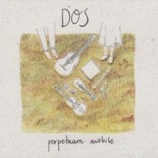 CDs de Música: DOS - PERPETUUM MOBILE - CD NUEVO Y PRECINTADO - FOLKLORE CASTELLANO Y EUROPEO. Lote 222444710