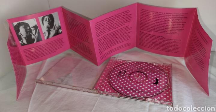 CDs de Música: cd - FERNANDA Y BERNARDA DE UTRERA - QUEJIO RITMO EN LA SANGRE - Hispavox - Flamenco, - Foto 3 - 222446483